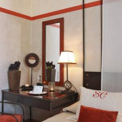 Отель Solar Do Castelo, a Lisbon Heritage Collection 4* Стандартный номер с двуспальной кроватью фото 5