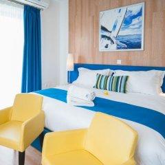 Отель Park Lane Aparthotel 4* Студия Делюкс с различными типами кроватей фото 4