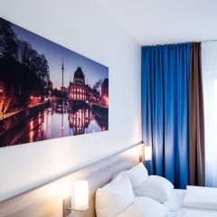 ECONTEL HOTEL Berlin Charlottenburg 3* Стандартный номер с 2 отдельными кроватями фото 4