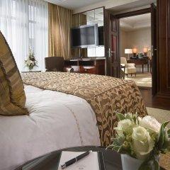 Breidenbacher Hof, a Capella Hotel 5* Улучшенный люкс с различными типами кроватей