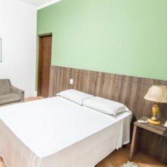 Samambaia Executive Hotel 2* Стандартный номер с различными типами кроватей фото 8