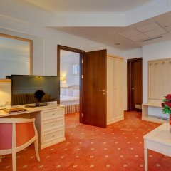 Гостиница Бородино 4* Люкс с различными типами кроватей фото 3