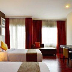 Отель Mida Airport 4* Улучшенный номер фото 7
