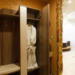 Мини-отель Бархат Представительский люкс разные типы кроватей фото 25