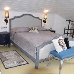 Мини-отель Грандъ Сова Номер Делюкс с различными типами кроватей фото 11