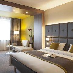 Гостиница Mercure Тюмень Центр 4* Люкс разные типы кроватей