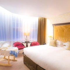 Отель Ten Manchester Street 4* Номер категории Эконом с различными типами кроватей фото 4