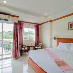 Отель Phaithong Sotel Resort 3* Улучшенный номер с двуспальной кроватью фото 20