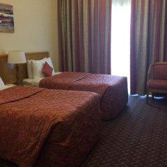 Sharjah Carlton Hotel 4* Стандартный номер с различными типами кроватей