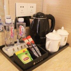 Libo Business Hotel 4* Улучшенный номер с различными типами кроватей фото 3