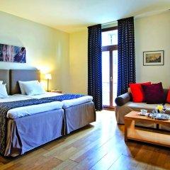 Le Palace Art Hotel 3* Улучшенный номер с различными типами кроватей фото 15