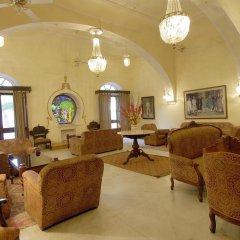 Отель Mandawa Haveli интерьер отеля фото 2