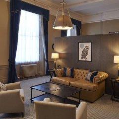 Kimpton Charlotte Square Hotel 5* Номер Делюкс с двуспальной кроватью фото 5