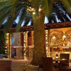 Отель Pelli Hotel Греция, Пефкохори - отзывы, цены и фото номеров - забронировать отель Pelli Hotel онлайн бассейн фото 3