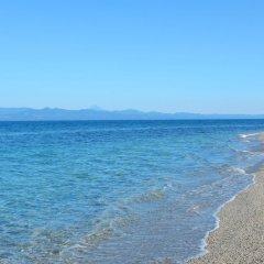 Отель Kripis Studio Pefkohori Греция, Пефкохори - отзывы, цены и фото номеров - забронировать отель Kripis Studio Pefkohori онлайн пляж фото 2