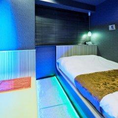 HOTEL THE HOTEL Shinjuku Kabukicho - Adult Only 3* Стандартный номер с двуспальной кроватью фото 31