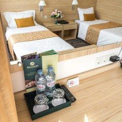 Гостиница Малахит 3* Стандартный номер с разными типами кроватей фото 29