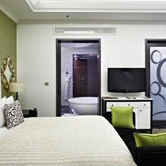 Лотте Отель Москва 5* Студия разные типы кроватей фото 2