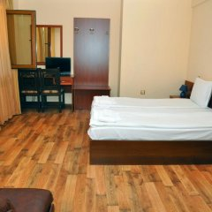 Hotel Fedora 2* Стандартный номер с двуспальной кроватью фото 7