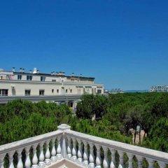 Отель KAPRI балкон