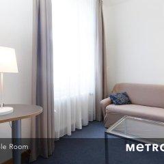 Metropole Easy City Hotel 3* Стандартный номер с двуспальной кроватью фото 2