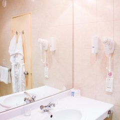Гостиница Космос Клуб 4* Номер Бизнес с различными типами кроватей фото 3