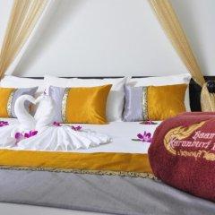 Отель Baan Karonburi Resort 4* Номер Делюкс двуспальная кровать фото 16