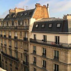 Отель Antin St Georges Франция, Париж - 12 отзывов об отеле, цены и фото номеров - забронировать отель Antin St Georges онлайн балкон