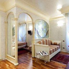Отель Colomba D'Oro 4* Улучшенный номер фото 8
