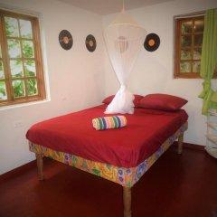 Отель La Familia Resort and Restaurant 3* Стандартный семейный номер с двуспальной кроватью фото 3