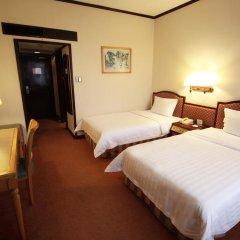 Guangzhou Hotel 3* Улучшенный номер с разными типами кроватей фото 2