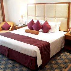 Boulevard Hotel Bangkok 4* Номер категории Премиум с различными типами кроватей фото 44