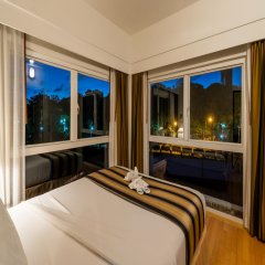 Апартаменты RCG Suites Pattaya Serviced Apartment Стандартный номер с различными типами кроватей фото 3