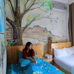 Wanderlust Saigon Hostel Стандартный номер с различными типами кроватей фото 2
