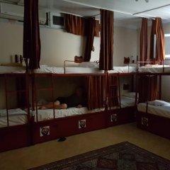 Big Apple Hostel & Hotel Кровать в общем номере с двухъярусной кроватью