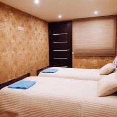 Бугров Хостел Стандартный номер с различными типами кроватей (общая ванная комната) фото 9