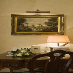 Hotel Vittoria 5* Номер Делюкс с двуспальной кроватью фото 3