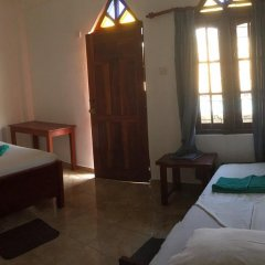 Drifters Hotel & Beach Restaurant Стандартный номер с различными типами кроватей фото 6