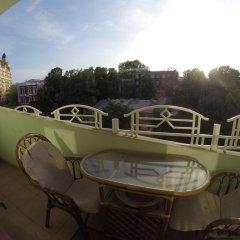 Апартаменты OdessaGate Дерибасовская балкон
