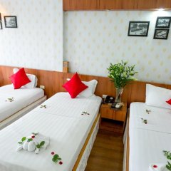 The Queen Hotel & Spa 3* Люкс разные типы кроватей фото 8