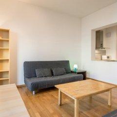 Отель Mainhatten Apartment Германия, Франкфурт-на-Майне - отзывы, цены и фото номеров - забронировать отель Mainhatten Apartment онлайн комната для гостей фото 3