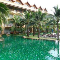 Отель Villa Thongbura 3* Студия с различными типами кроватей фото 8