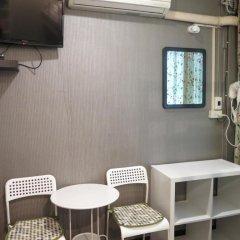 I-Sleep Silom Hostel Улучшенный номер с различными типами кроватей фото 4