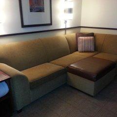 Отель Hyatt Place Columbus Dublin 3* Стандартный номер с различными типами кроватей