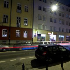 Апартаменты Goodnight Warsaw Apartments Wilcza 26a Студия с различными типами кроватей фото 9