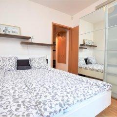 Апартаменты Corvin Apartment Budapest комната для гостей