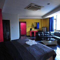 Отель Koenig Mansion 3* Улучшенный номер с различными типами кроватей фото 4