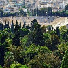 King George, A Luxury Collection Hotel Афины приотельная территория