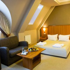 Гостиница Прага Люкс с различными типами кроватей фото 2