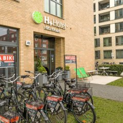 H+ Hotel 4 Youth Berlin Mitte спортивное сооружение